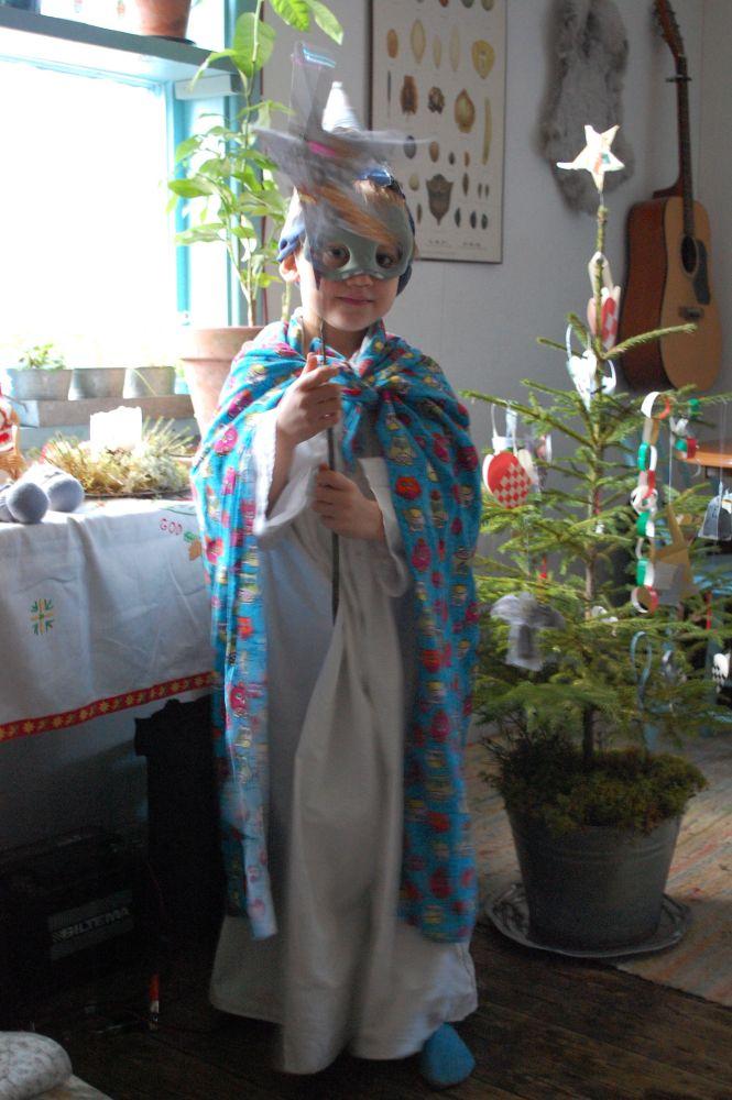 Mysteriet om udklædningstraditionerne