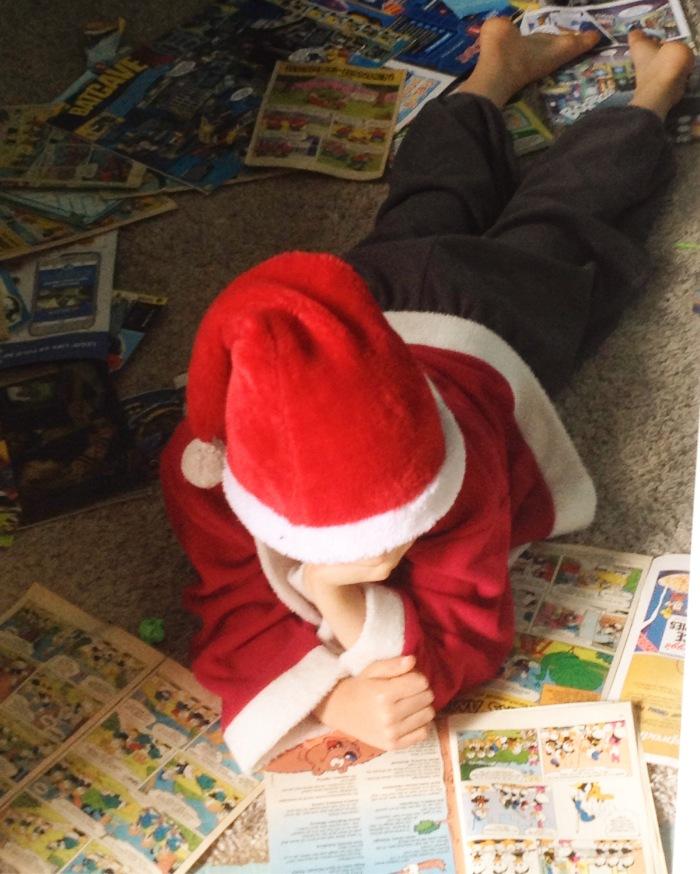 Men hvordan finder julemanden frem, når man er helt ny på ruten? (Om akut opståetjulemandstro)