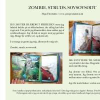 'Send til tryk' - udstilling på Hillerød bibliotek (og en printvenlig vejledning i Japansk Bogbinding)